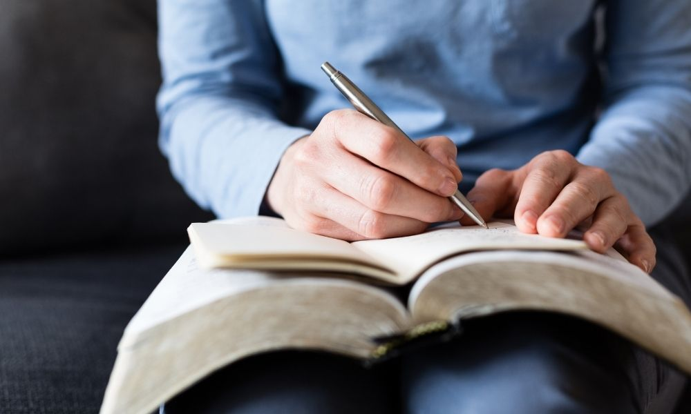 Ways To Improve Your Personal Bible Study